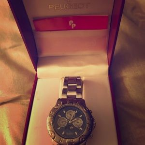 Men's Peugeot Watch